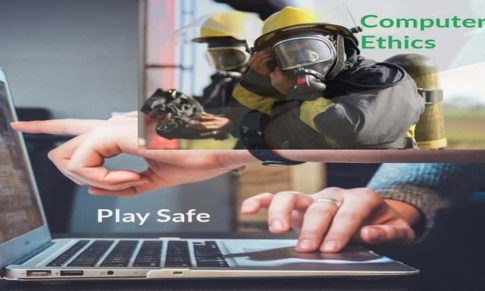 Fundamental Computer Ethics and Safety Measures