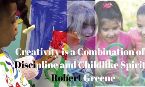 The Best Way to Develop Creativity, and the Creative Genius in You