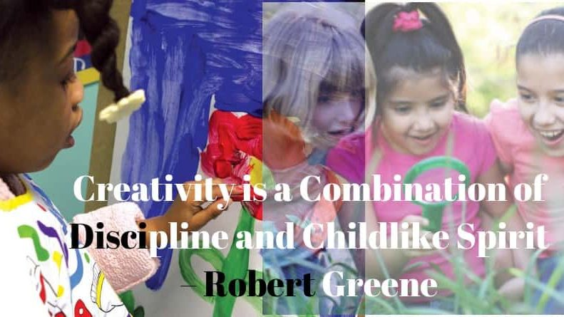 The Best Way to Develop Creativity, and the Creative Genius in You 1