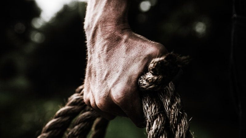 The Rope that Hangs 1