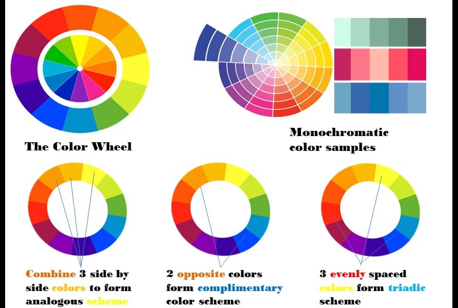 graphics design color schemes