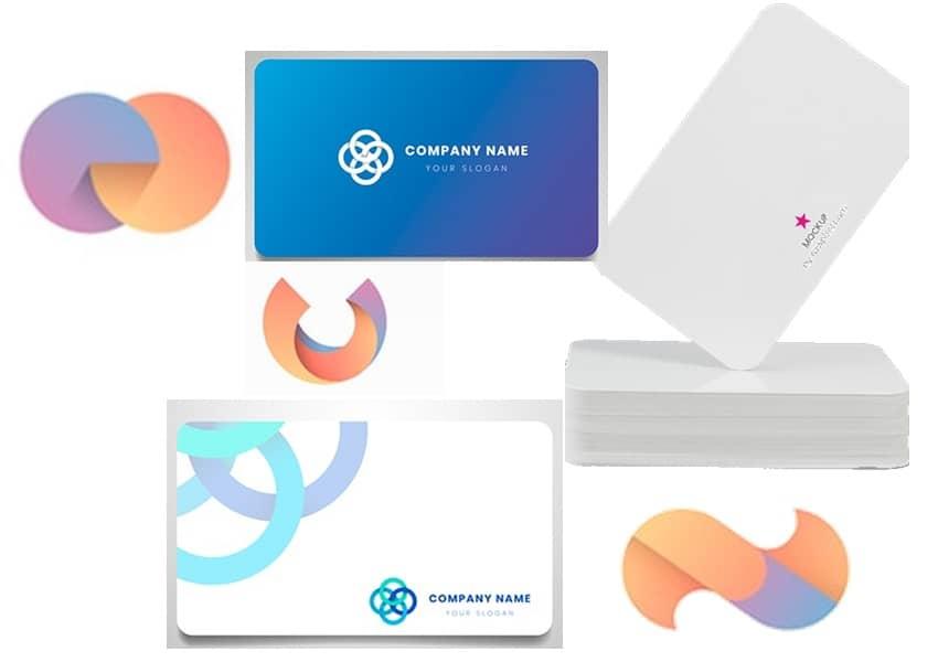 graphics design types - corporate