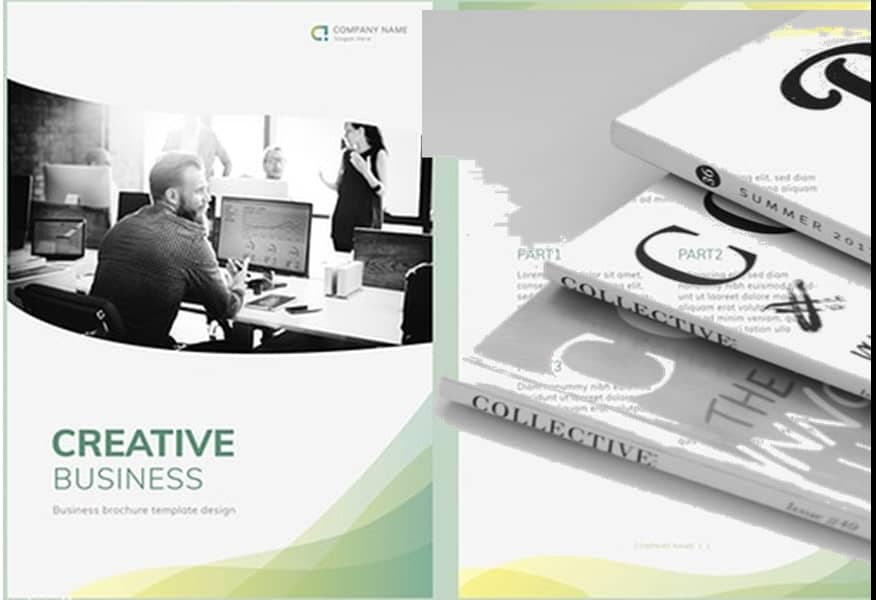 type of graphics design - publication