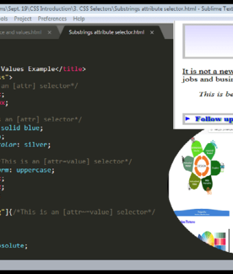 CSS3 Selectors and How to Use Them
