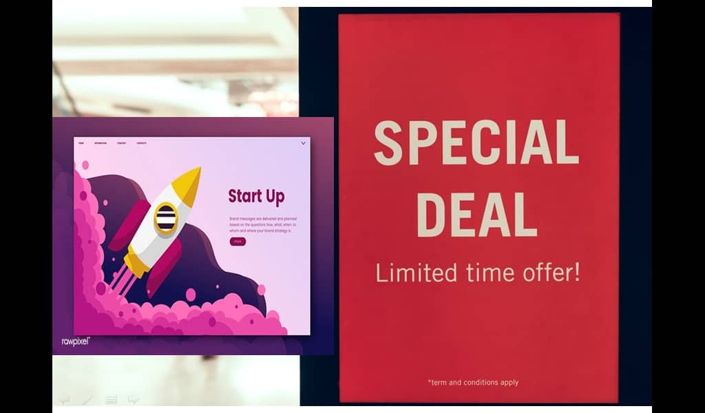 design software package - mkt advert